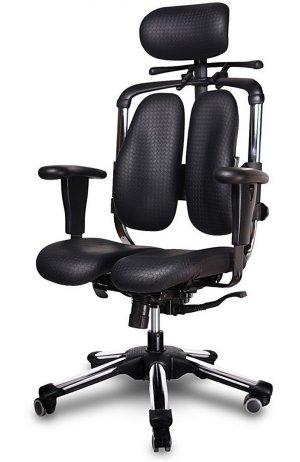 Bequemer Bürostuhl Ergonomisch Rückenschonend Sitzen