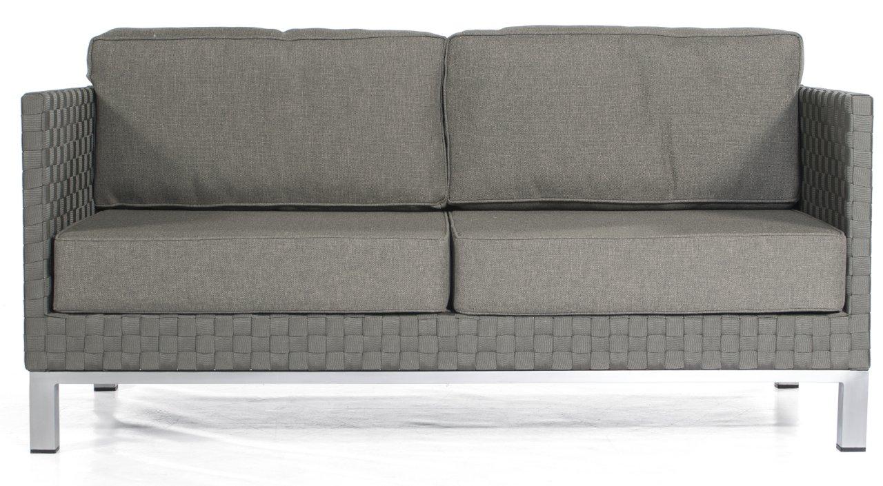 bequemes outdoor gartensofa wetterfest polsterkissen abnehmbar. Black Bedroom Furniture Sets. Home Design Ideas