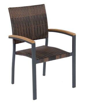 Gartensessel kunststoffgeflecht  Sehr hochwertige und günstige Gartenstühle im wetterfestem ...