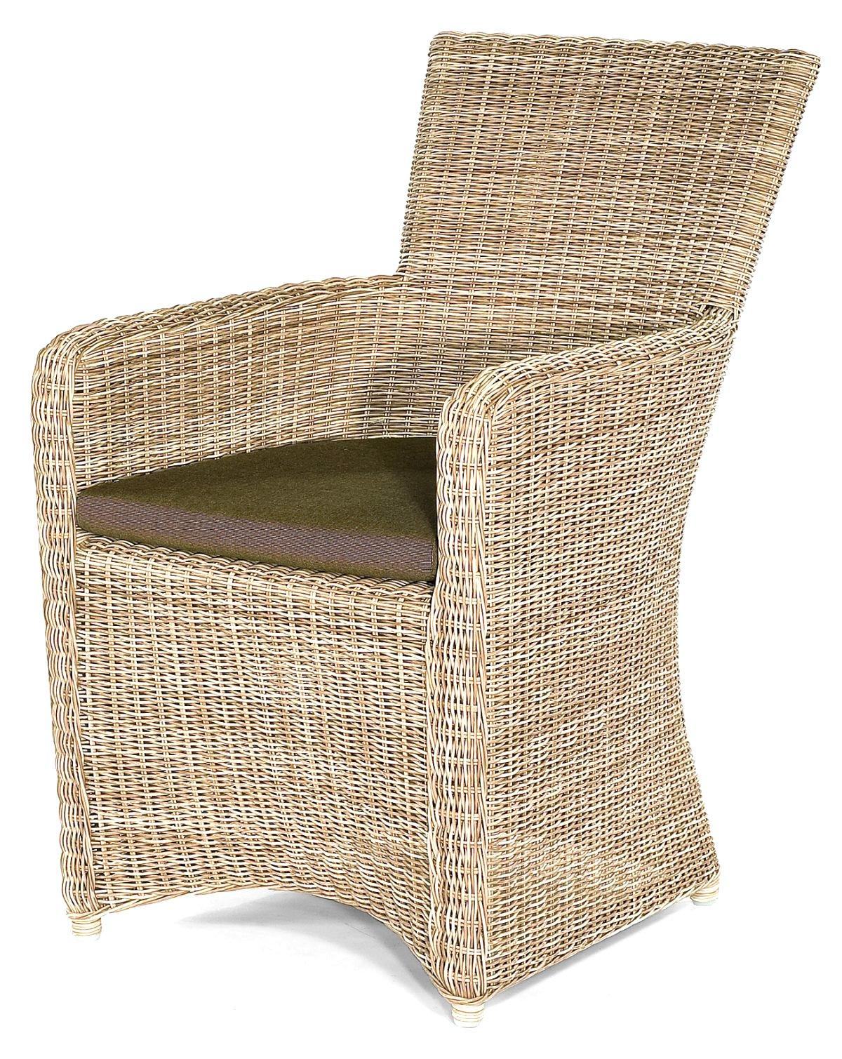 moderner und witterungsbest ndiger geflecht gartensessel venus von sonnenpartner sehr. Black Bedroom Furniture Sets. Home Design Ideas