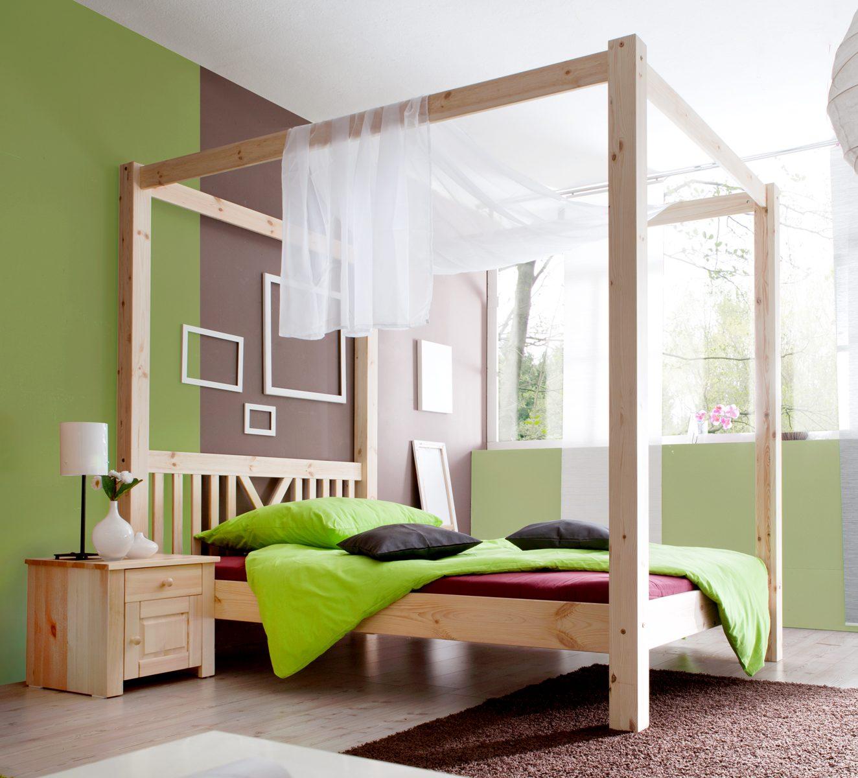 himmelbett stella sehr sch nes und robustes himmelbett. Black Bedroom Furniture Sets. Home Design Ideas