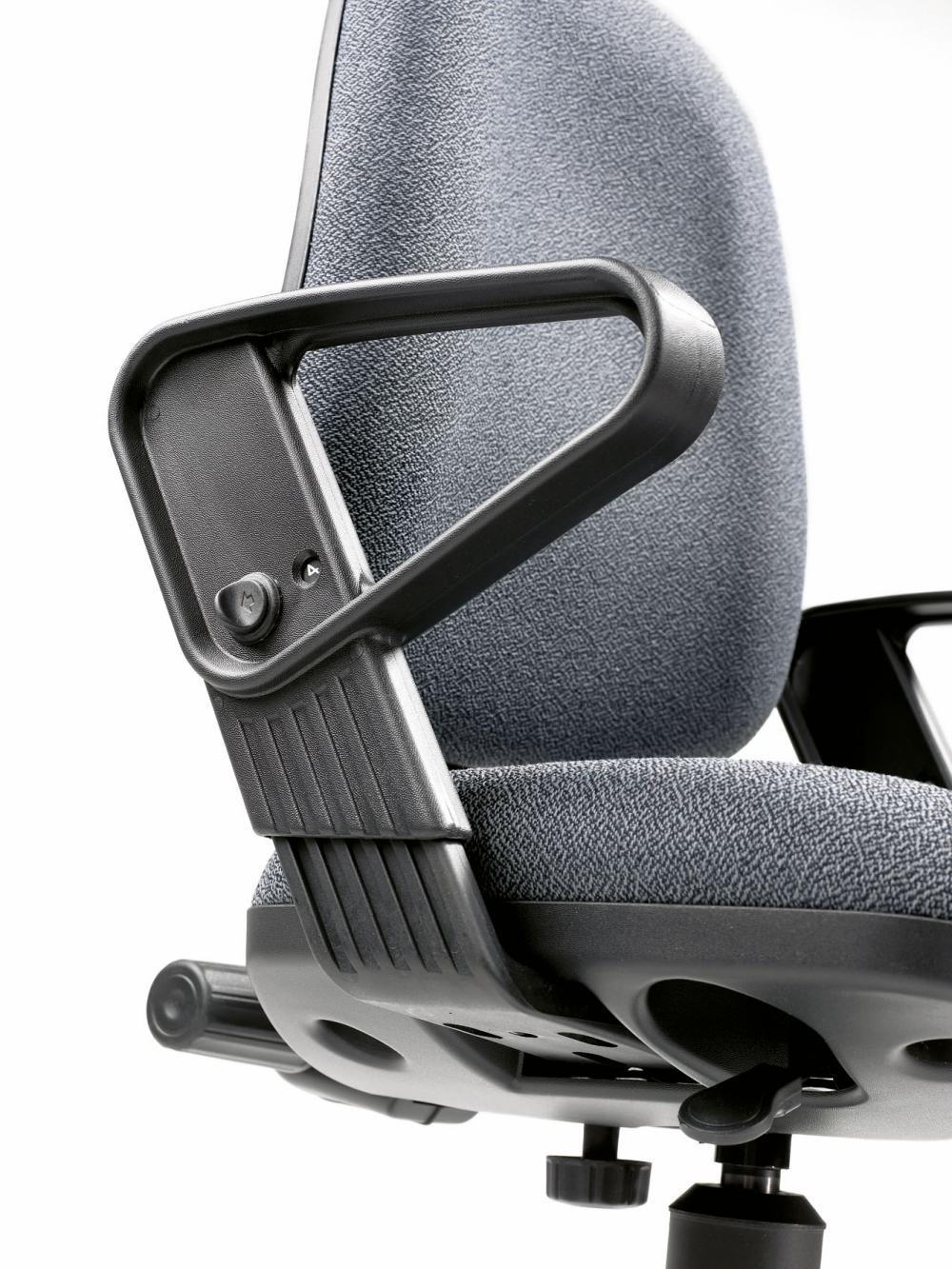 Sophisticated Schreibtischstuhl Ohne Armlehne Reference Of Detailabbildung Höhenverstellbare Als Optionales Zubehör Für Den