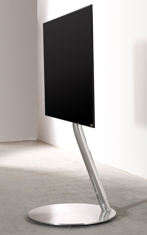 besonders standstabiler und moderner fernseher standfu geeignet tv ger te 42 bis 55 zoll. Black Bedroom Furniture Sets. Home Design Ideas