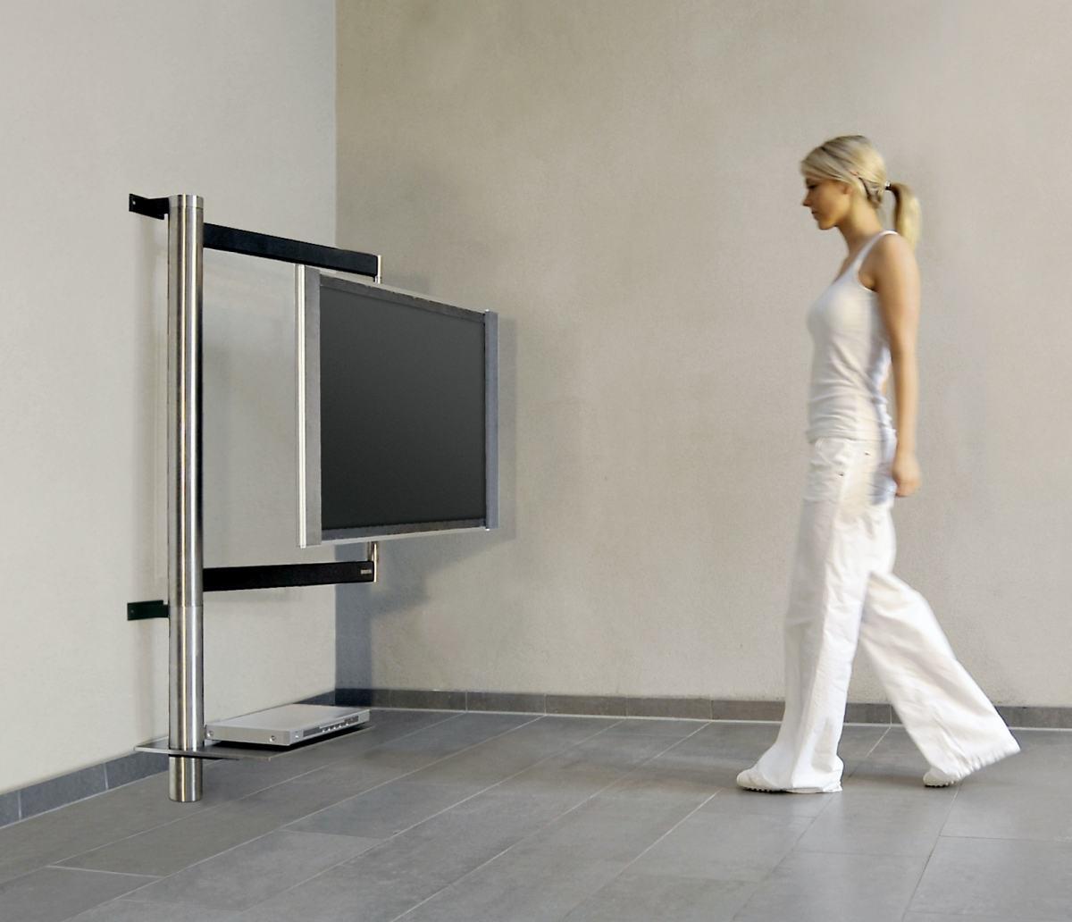 frei drehbare flatscreen wandhalterung querstreben wandhalterungen und fachboden f r receiver. Black Bedroom Furniture Sets. Home Design Ideas