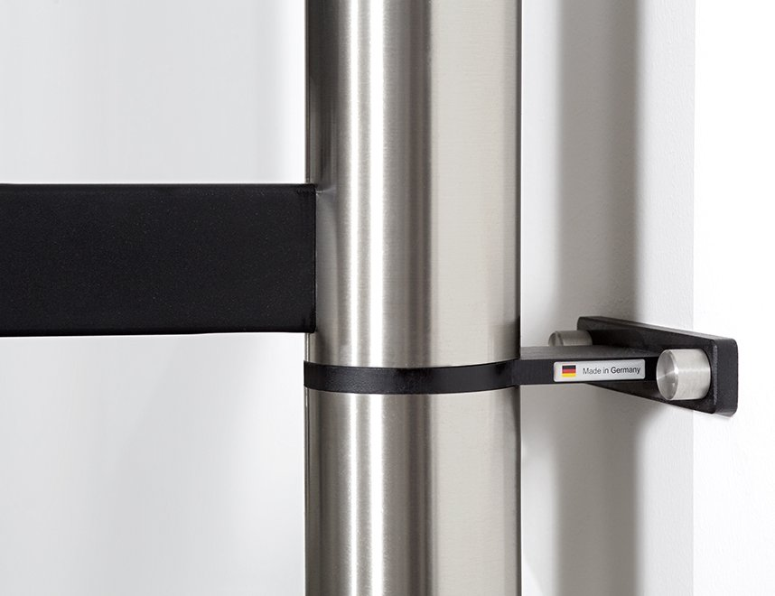 stabilen und frei schwenkbare fernseher wandhalterung f r flachbildschirme bis 85 zoll. Black Bedroom Furniture Sets. Home Design Ideas