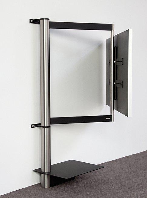 frei schwenkbare und sehr hochwertige fernseher wandhalterung. Black Bedroom Furniture Sets. Home Design Ideas