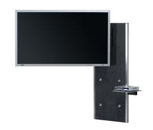 Moderne Fernseher Wandhalterung Mit Schwenkarm Bis 60 Zoll